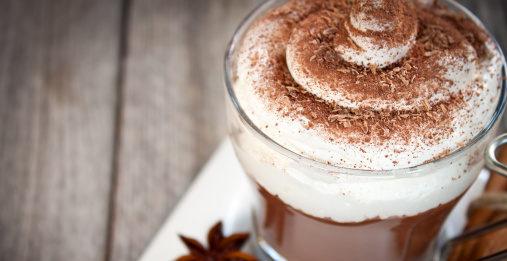 Amaro Hot Chocolate