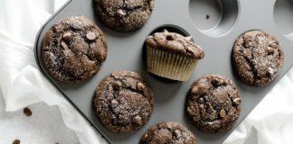 Chocolate Espresso Muffins.