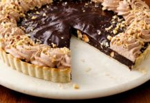 Chocolate Hazelnut Pie Recipe