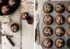 Chocolate oatmeal muffins