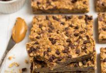 chocolate peanut butter protein bars recipe