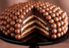 Chocolate Malteser Cake