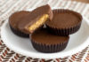 Homemade peanut butter cups