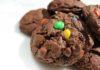 m&m's chocolate cookies