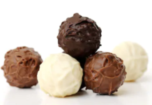 Chocolate Covered Banana Bread Truffles Recipe