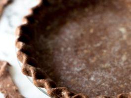 Chocolate pie crust recipe
