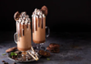 CHOCOLATE TIRAMISU MILKSHAKE RECIPE