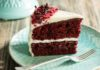 Chocolate red velvet cake
