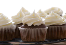 Chocolate Cupcakes with Vanilla Buttercream Recipe