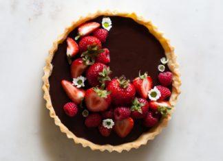 Chocolate Ganache Tart recipe