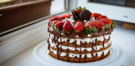 Stawberry Chocolate Cake Recipe
