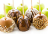 Homemade Chocolate caramel Apples