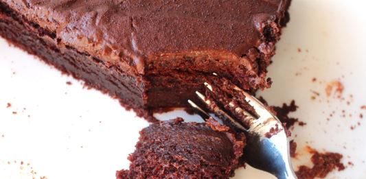 Tofu Chocolate Cake Recipe