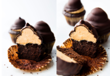 Peanut Butter Hi-Hat Cupcakes Recipe