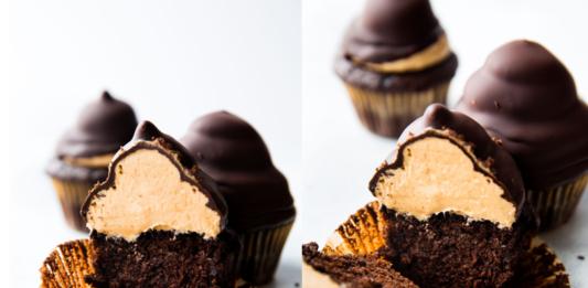 Peanut Butter Hi-Hat Cupcakes Recipe