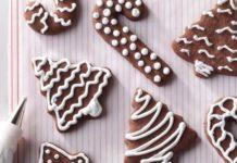 Christmas Chocolate Cookies recipe