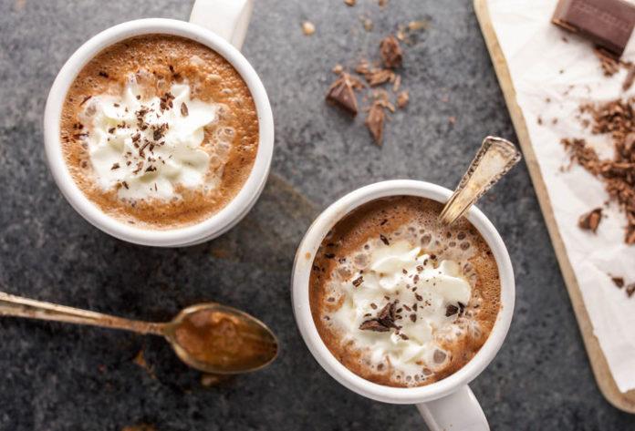 Almond Milk Hot-Chocolate Recipe