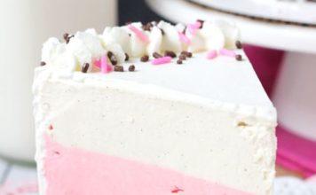 Neapolitan Ice Cream Cake Recipe