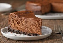 Double Chocolate Cheesecake recipe