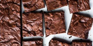 Fudgy Brownies Mix recipe