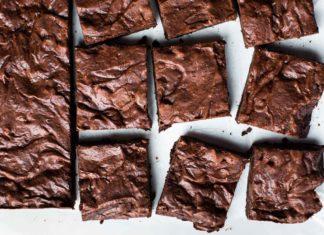 Fudgy Brownies Mix recipe