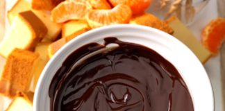 Chocolate Orange Fondue recipe