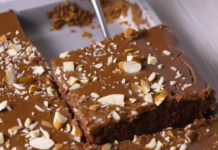 Chocolate Buttermilk Squares Recipe