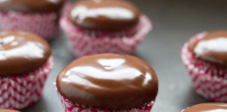 Dairy-free Chocolate cupcakes Recipe