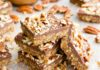 Pecan Chocolate Caramel Bars Recipe