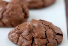 Sour Cream Chocolate Cookies Recipe
