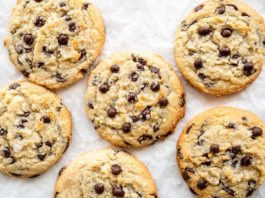 Keto Chocolate Chip Cookies Recipe